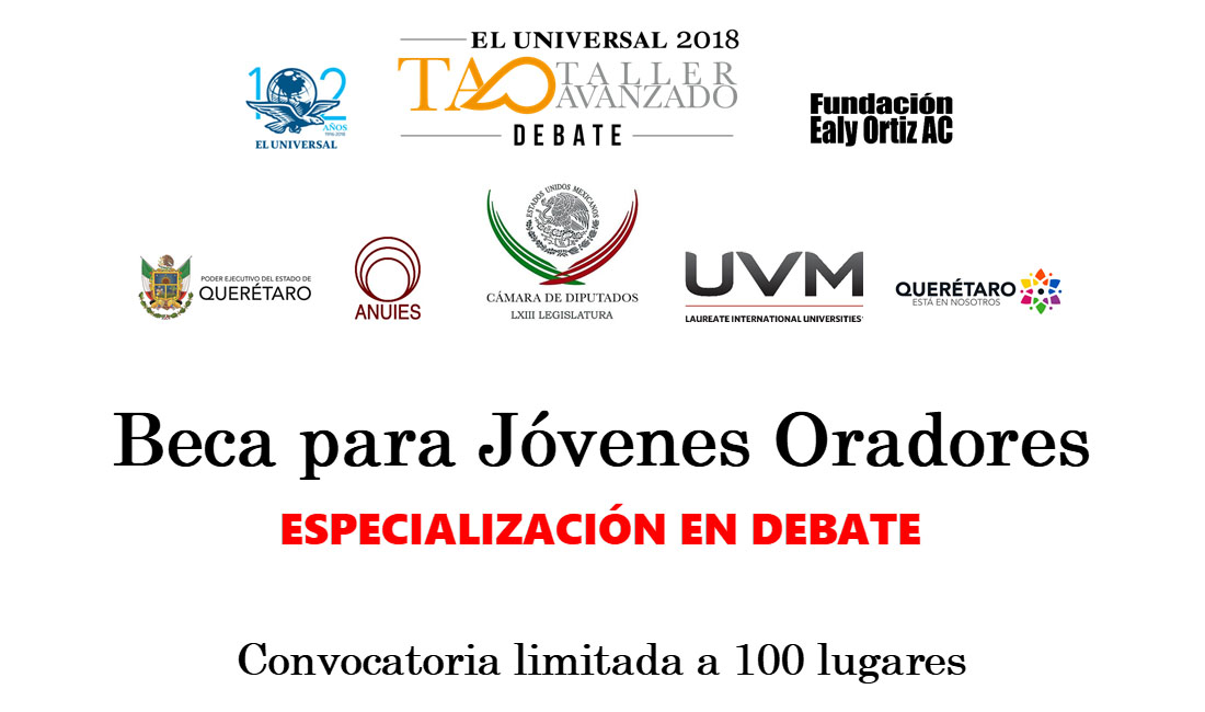 TAO 2018 Convocatoria Debate